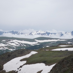 View from the Tundra Communities Trail