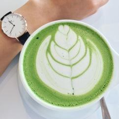 Caffé Aficionado in Arlington