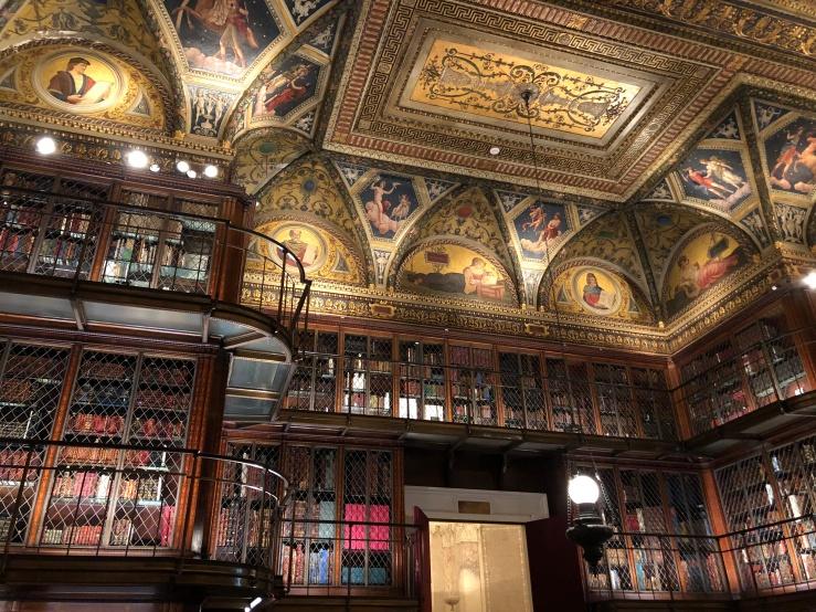 Morgan Library 2